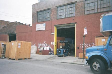 Baya Movers -  Bronx Warehouse